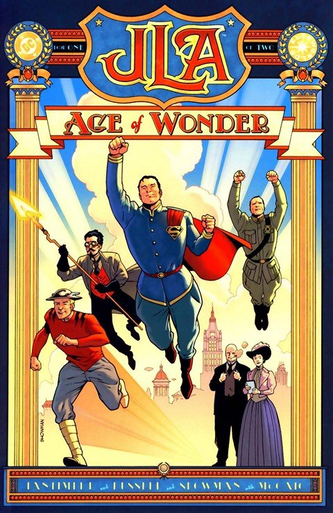 JLA – Age of Wonder #1 – 2