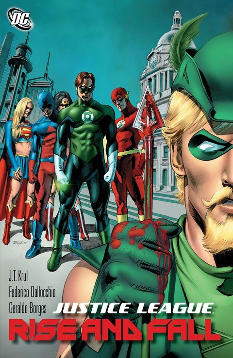 Justice League – Rise And Fall (TPB)