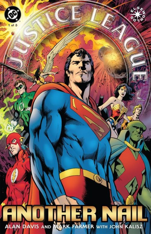 Justice League of America – Another Nail #1 – 3