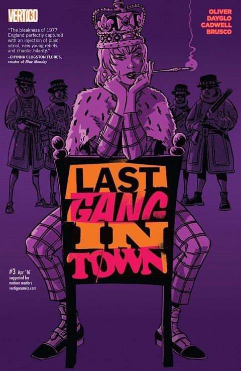 Last Gang in Town #3