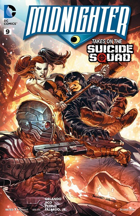Midnighter #9