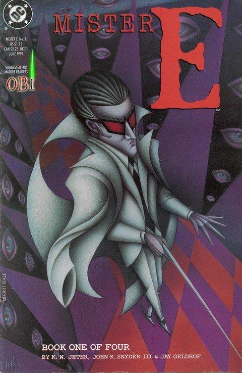 Mister E #1 – 4 (1991)