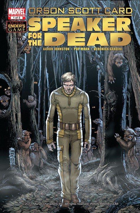 Orson Scott Card's Speaker For the Dead #1 – 5 (2011)