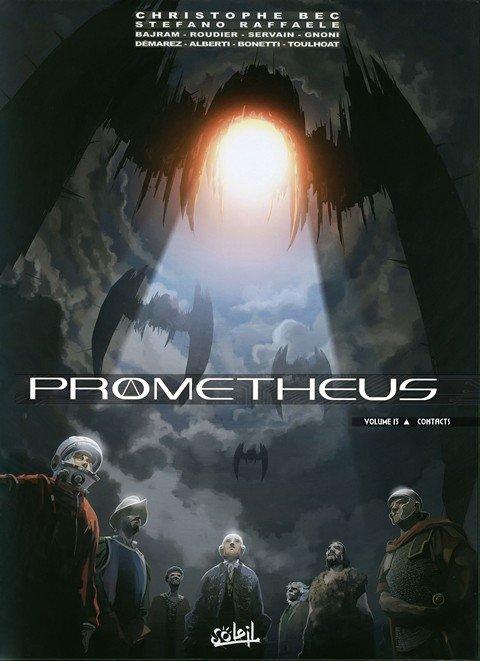 Prometheus T01 – T13 (2008-2016)
