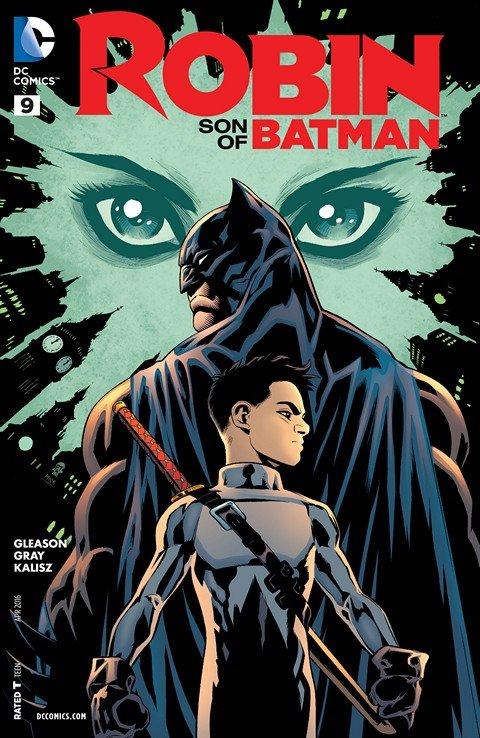 Robin – Son of Batman #9