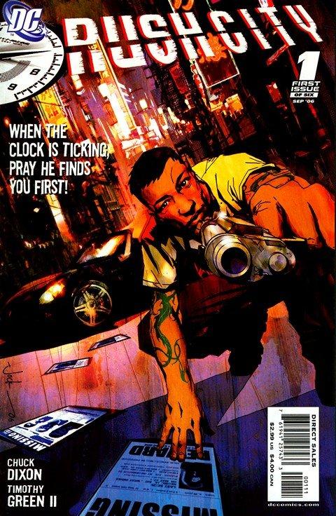 Rush City #0 – 6 (2006-2007)