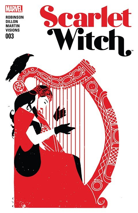 Scarlet Witch #3