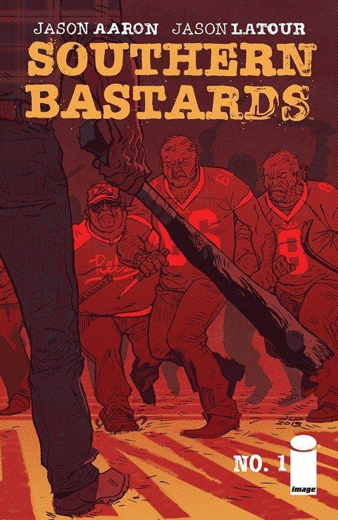 Southern Bastards #1 – 20 + TPB Vol. 1 – 4 (2014-2018)