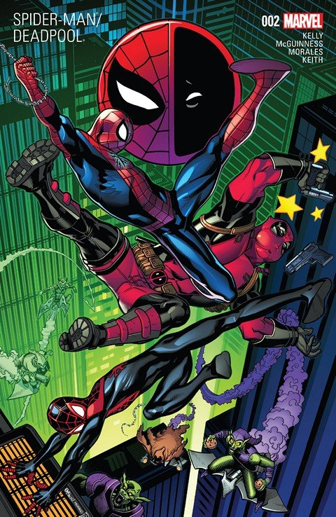 Spider-Man – Deadpool #2