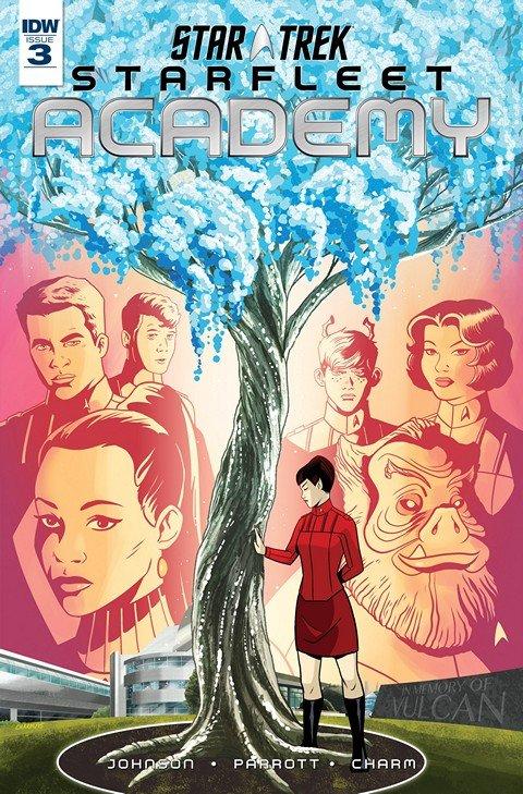 Star Trek Starfleet Academy #3