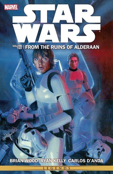 Star Wars Vol. 2 – From the Ruins of Alderaan (Marvel Edition) (2015)