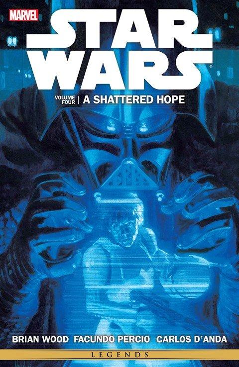 Star Wars Vol. 4 – Shattered Hope (Marvel Edition) (2015)