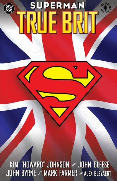 Superman – True Brit #1 (2004)