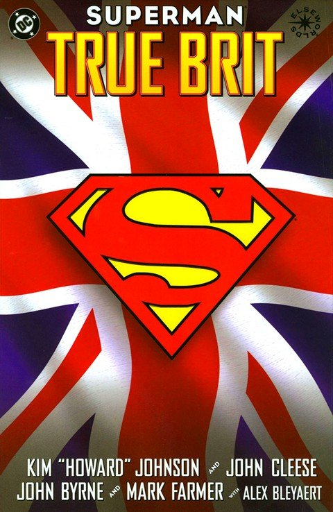 Superman – True Brit (Elseworlds)