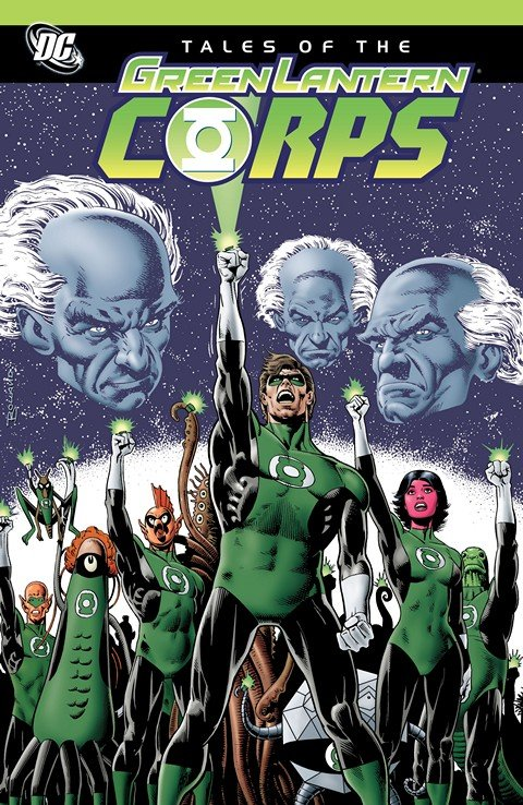 Tales of The Green Lantern Corps (TPB) Vol. 1 – 3