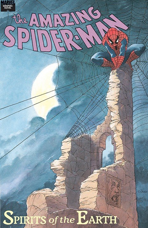The Amazing Spider-Man – Spirits of the Earth