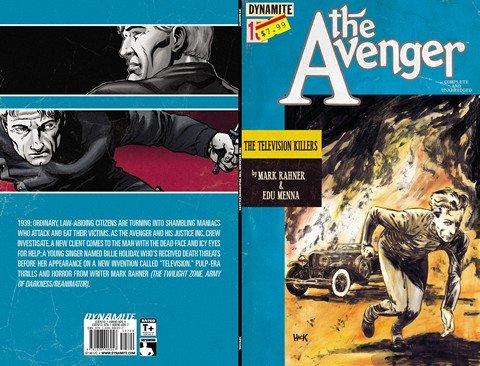 The Avenger Special 2014 – The Television Killers