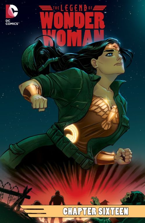 The Legend of Wonder Woman #16