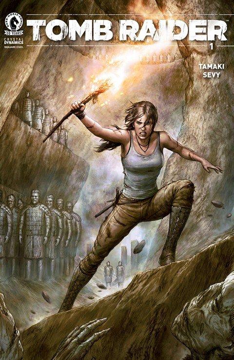 Tomb Raider #1 (2016)