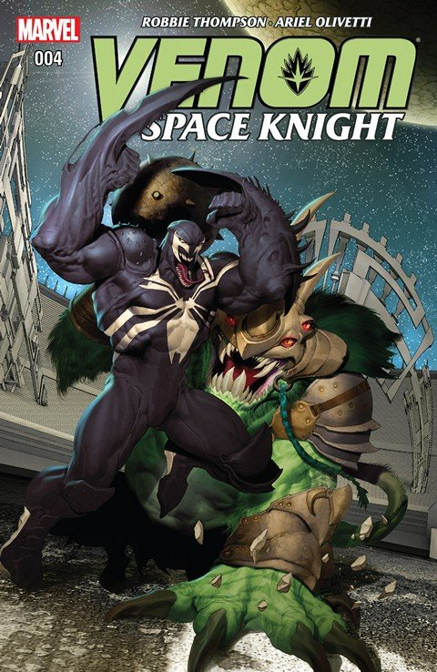 Venom – Space Knight #4