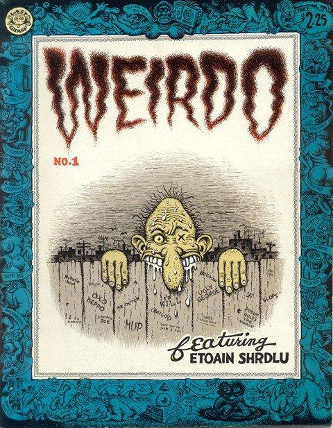 Weirdo #1 – 28