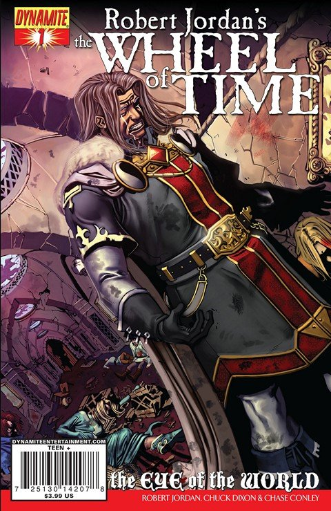 Wheel of Time – The Eye of the World #1 – 35