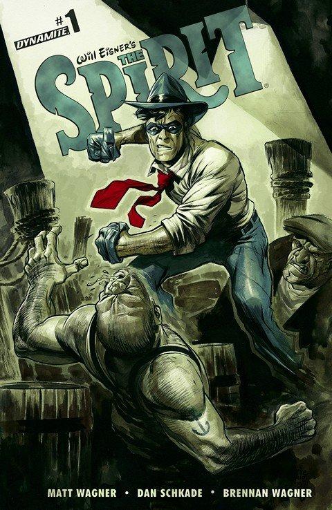Will Eisner's – The Spirit #1 – 7
