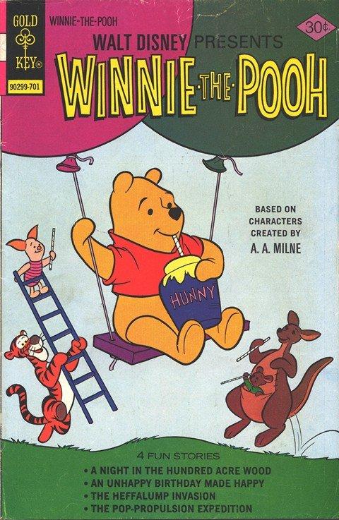 Winnie the Pooh #1 – 33