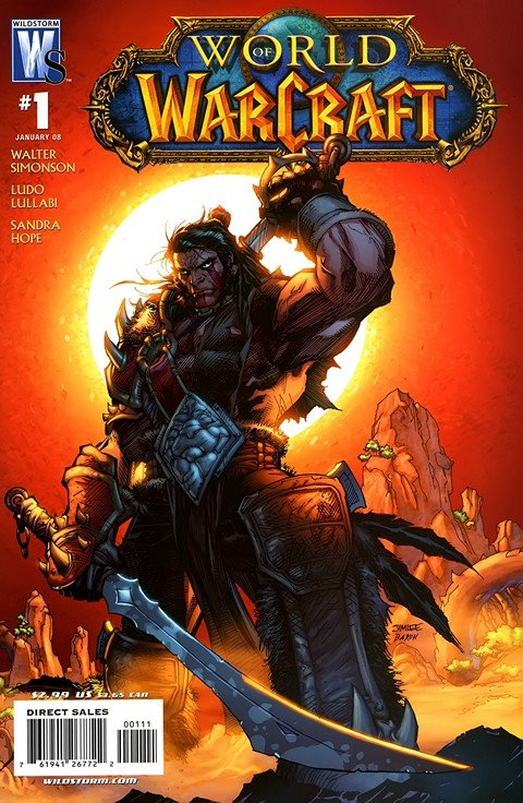 World of Warcraft #0 – 25
