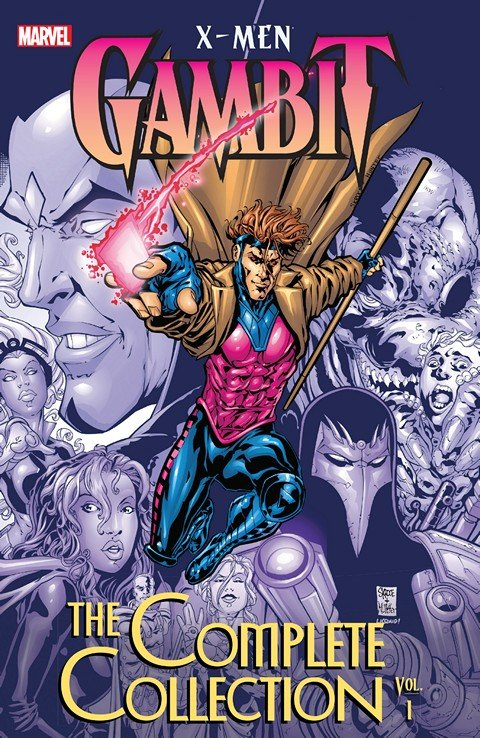 X-Men – Gambit – The Complete Collection Vol. 1 (2016)