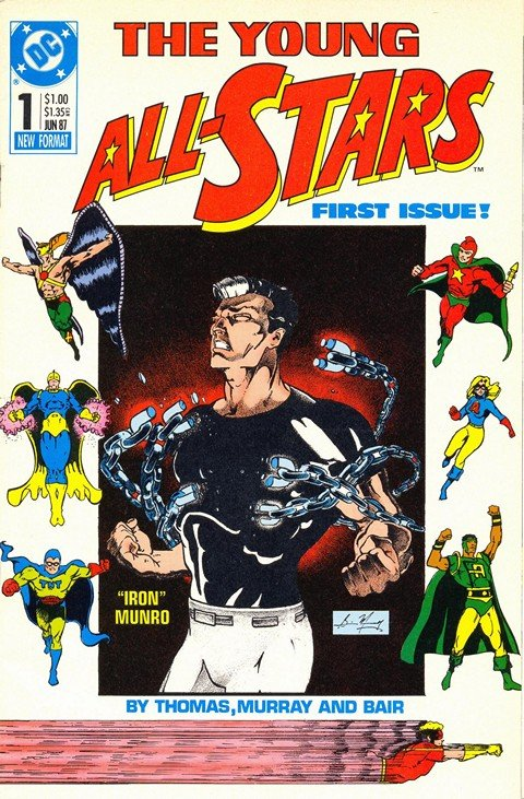 Young All-Stars #1 – 31 + Annual