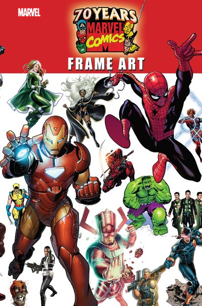 70th Anniversary Specials (Marvel) (Collection) (2009)