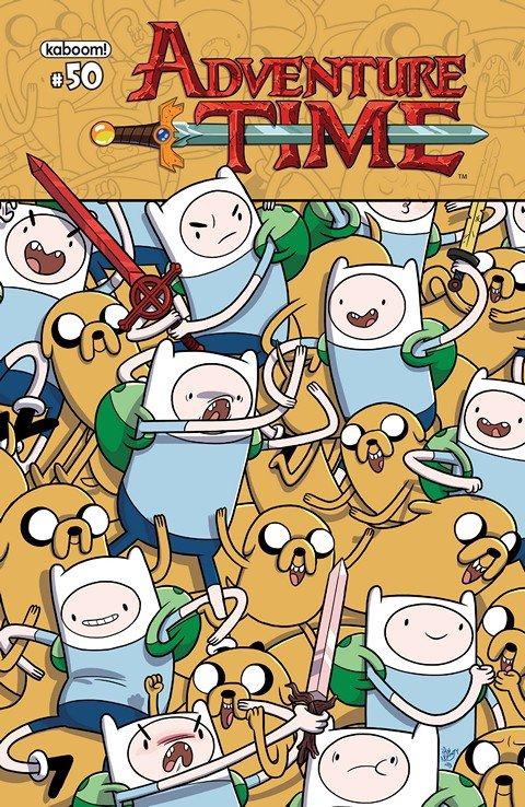 Adventure Time #45 – 50