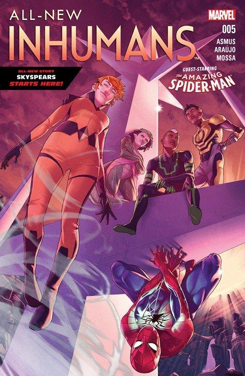 All-New Inhumans #5