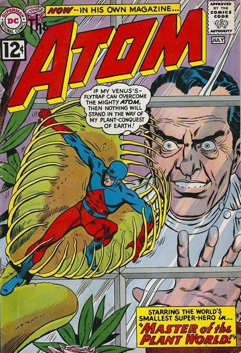 Atom Vol. 1 #1 – 46 (1962-1969)