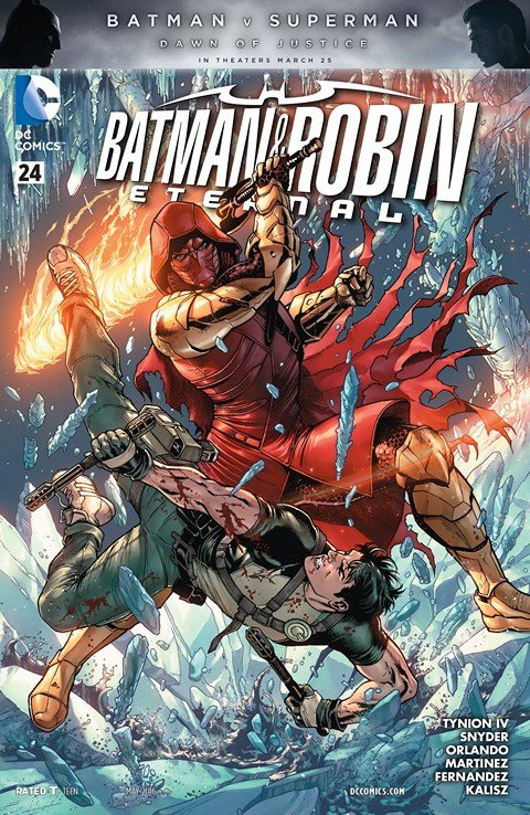 Batman & Robin Eternal #24