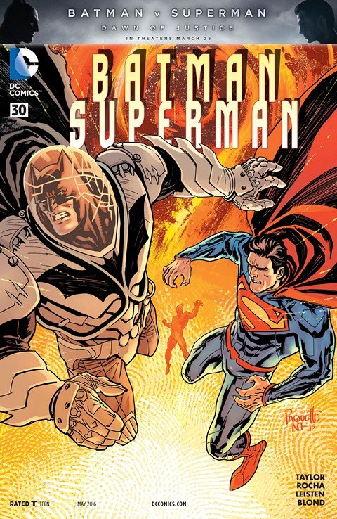 Batman – Superman #30