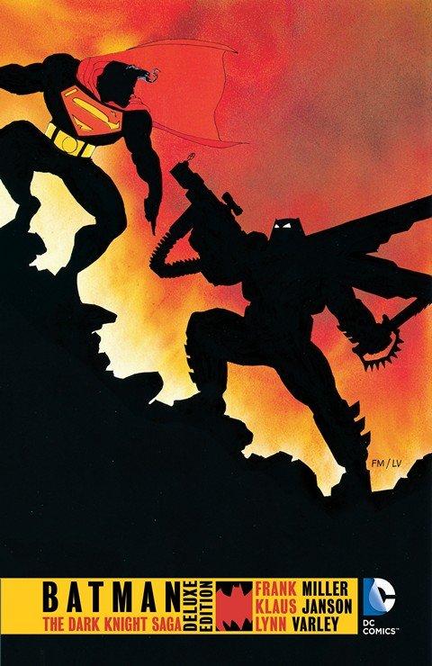 Batman – The Dark Knight Saga (Deluxe Edition) (2015)