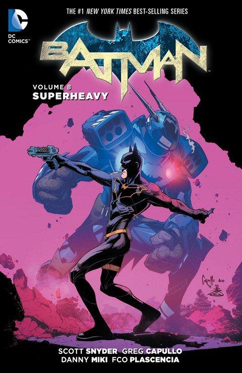Batman Vol. 8 – Superheavy