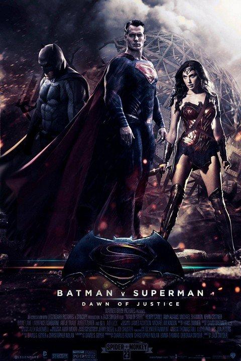 Batman v Superman Movie (Comics Collection) (2016)