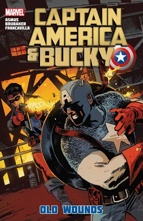 Captain America and Bucky – Old Wounds (2012)