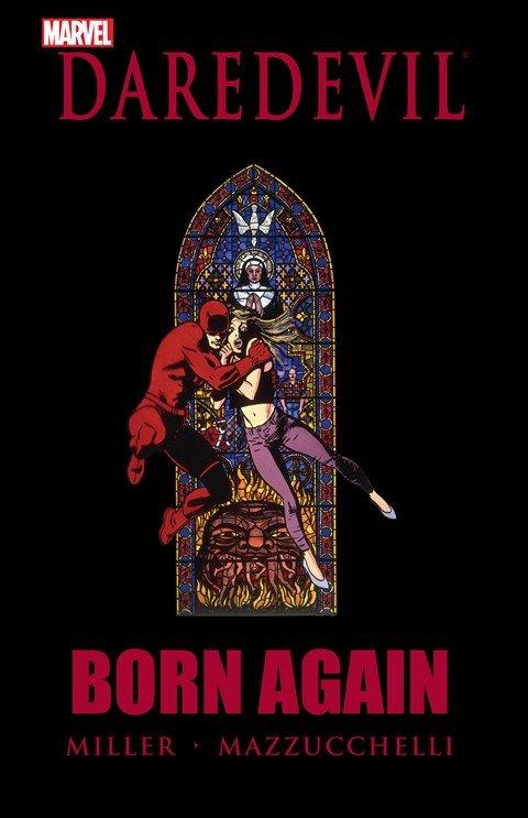 Daredevil – Born Again (TPB) (2010)