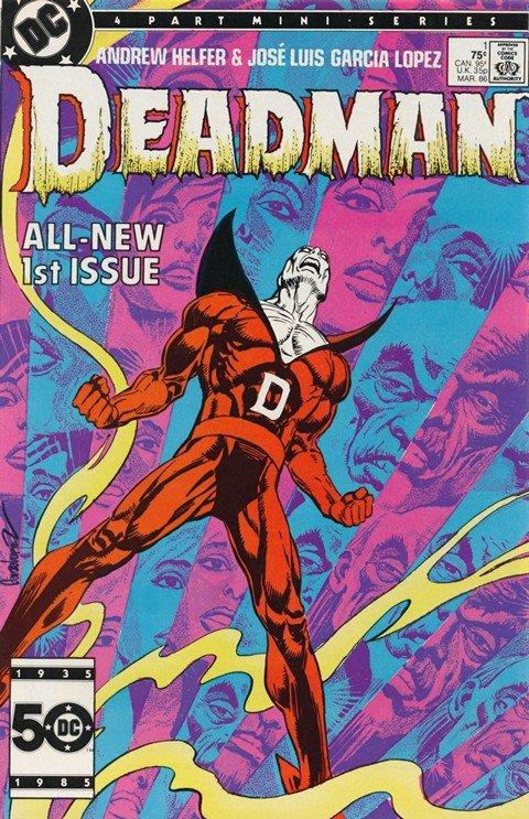 Deadman #1 – 4 (1986)