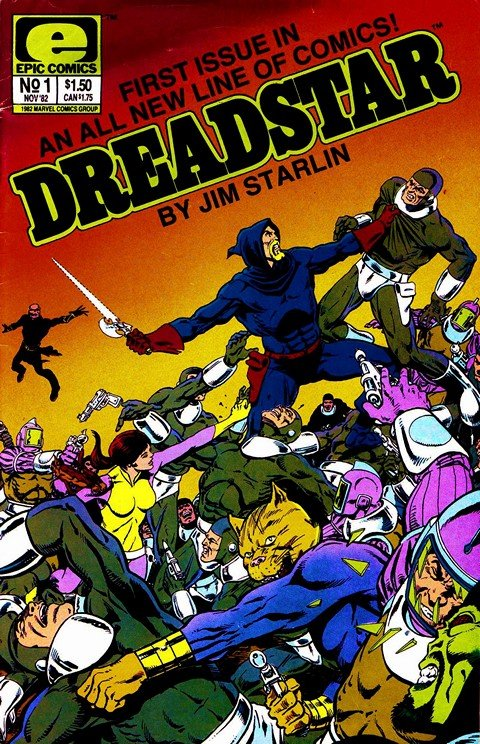 Dreadstar (Collection)