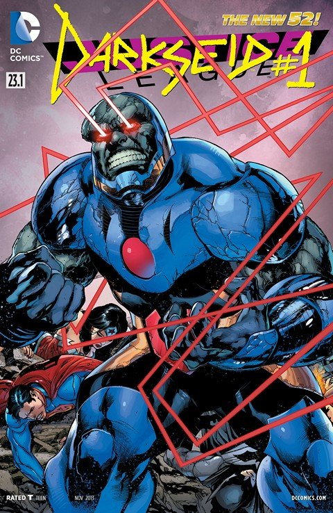 Forever Evil (Story Arc) + Villains Month (Ultimate Collection)