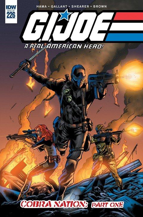 G.I. Joe – A Real American Hero #226