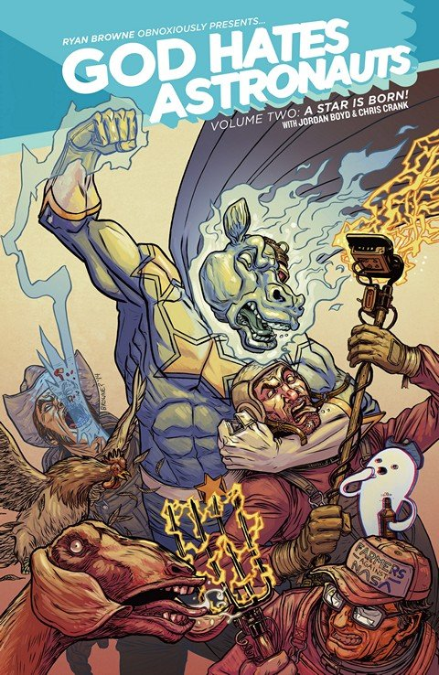 God Hates Astronauts Vol. 2 – A Star Is Born