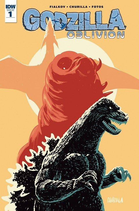 Godzilla – Oblivion #1