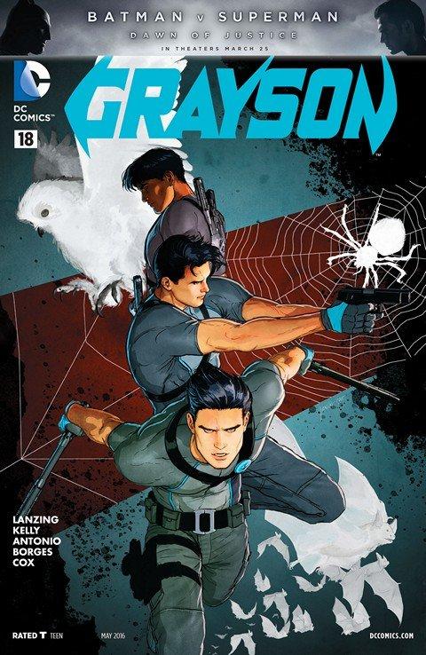 Grayson #18