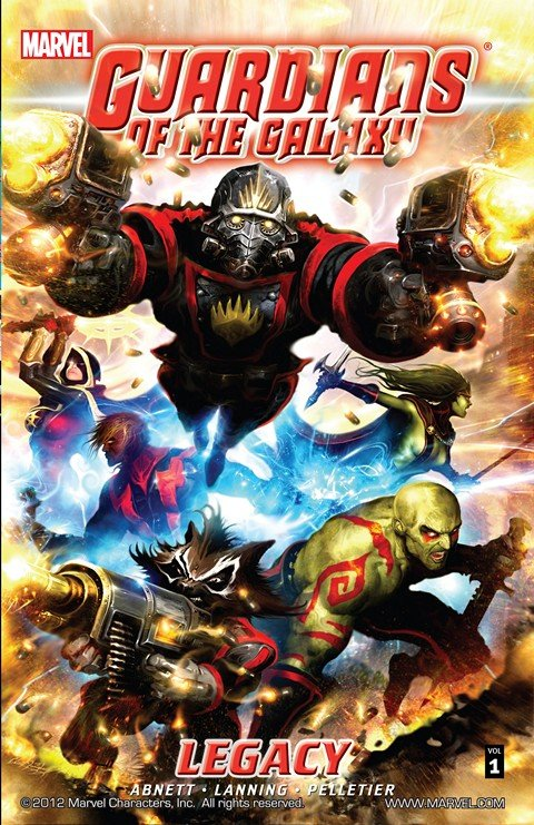 Guardians of the Galaxy – Legacy